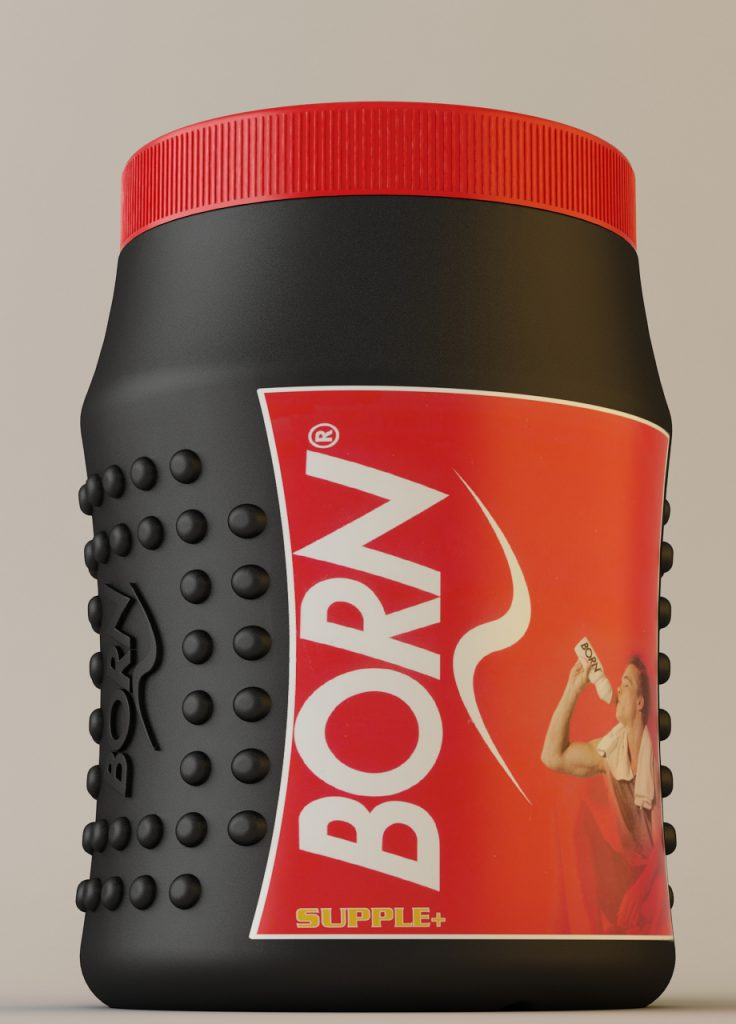 born render 950ml